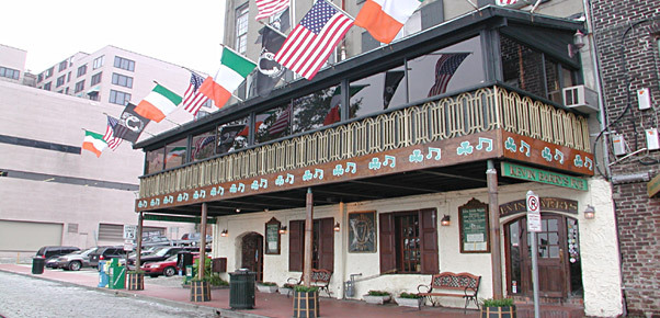 Kevin Barry's Irish Pub - Attractions/Entertainment, Restaurants, Bars/Nightife - 117 West River Street, Savannah, GA, United States