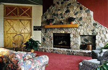 Americinn Lodge &amp; Suites: Emma Krumbee's Lodge &amp; Suites - Hotels/Accommodations - 510 S Elm St, Belle Plaine, MN, 56011, US