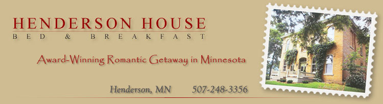 Henderson House Bed & Breakfast - Hotels/Accommodations - 104 N 8th St, Henderson, MN, United States