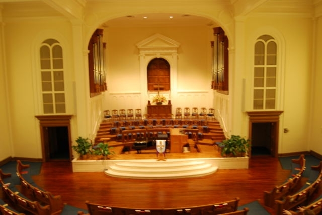 St John's Baptist Church - Ceremony Sites - 300 Hawthorne Ln, Charlotte, NC, 28204