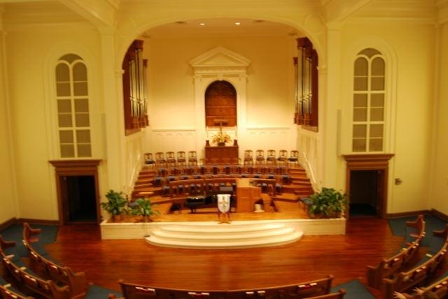 St John's Baptist Church - Ceremony Sites - 300 Hawthorne Ln, Charlotte, NC, 28204