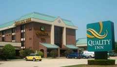 Hotel - Quality Inn - Hotel - 600 N Martingale Rd, Schaumburg, IL, 60173, US
