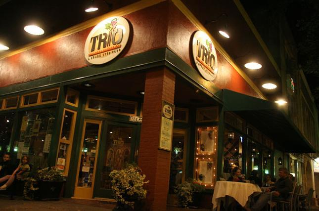 Trio - A Brick Oven Cafe - Restaurants - 22 N Main St, Greenville, SC, 29601