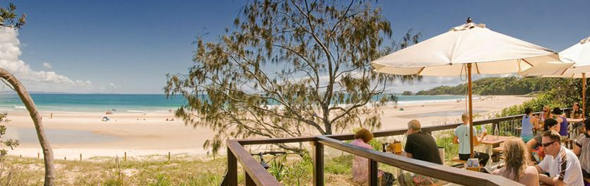 Byron Bay Beach Cafe - Reception Sites - Clarkes Beach, Lawson St, Byron Bay, NSW, 2481, AU