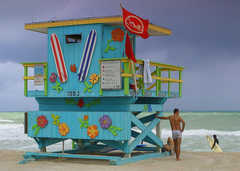 South Beach - Beach - 927 Lincoln Rd, Miami Beach, FL, United States