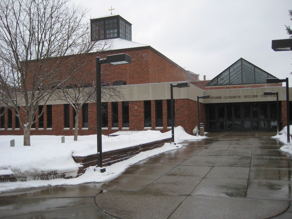 Hoversten Chapel, Augsburg College - Ceremony Sites - 625 22nd Ave S, Minneapolis, MN, 55454, US