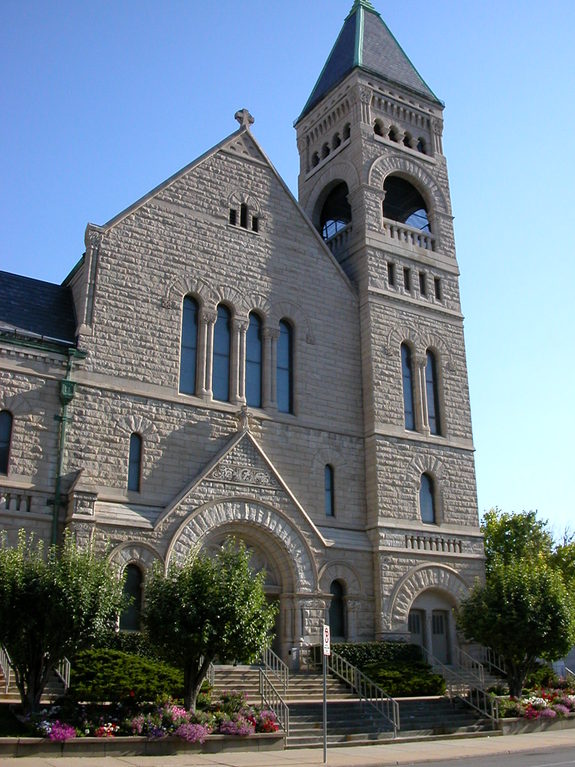 St. Ambrose Cathedral - Ceremony Sites - 607 High St, Des Moines, IA, 50309, US