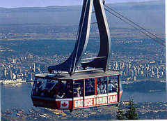Grouse Mountain - Outdoor Fresh - Grouse Mountain, North Vancouver, BC, CA