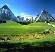 Muttart Conservatory - Attraction - 9626 96A St NW, Edmonton, Alberta, Canada