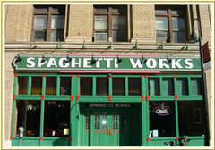 Spaghetti Works - Food - 310 Court Ave, Des Moines, IA, United States