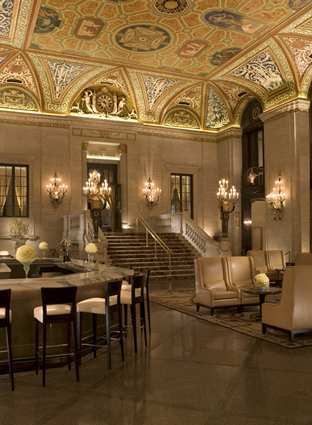 Palmer House Hilton - Hotels/Accommodations, Reception Sites - 17 E Monroe St, Chicago, IL, 60603
