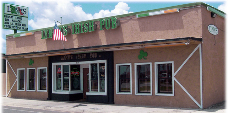 Lynch's Irish Pub - Bars/Nightife, Attractions/Entertainment - 514 1st St N, Jacksonville Bch, FL, United States