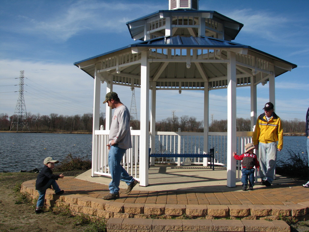 Mercer County Park Boat House - Ceremony Sites - US