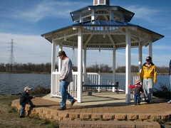 Mercer County Park Boat House - Ceremony - US