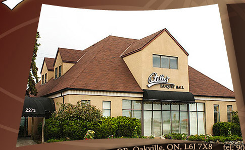 Otello's Banquet and Conference Centre - Reception Sites, Caterers, Ceremony Sites - 2273 Royal Windsor Drive, Oakville, ON, L6J 7X8, Canada