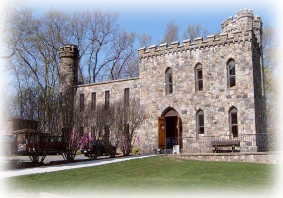 Winnekenni Castle - Ceremony Sites, Reception Sites - Kenoza Ave, Haverhill, MA, 01830