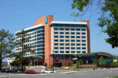 Embassy Suites - Hotel - 700 Monroe St SW, Huntsville, AL, United States