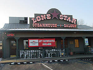 Lone Star Steakhouse & Saloon - Restaurants - 2705 Plainfield Rd, Joliet, IL, United States