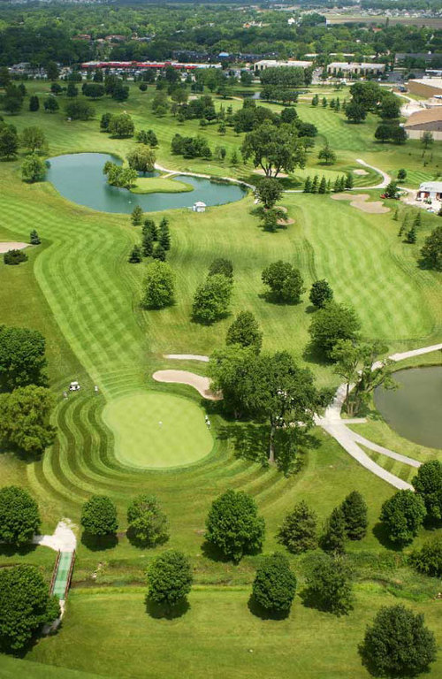 Inwood Golf Course - Attractions/Entertainment, Golf Courses, Photo Sites - 3200 W Jefferson St, Joliet, IL, United States