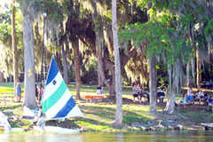 UF Lake Wauburg South - Parks and Recreation - Lake Wauberg