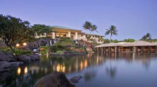 Grand Hyatt Kauai Resort & Spa - Ceremony Sites, Hotels/Accommodations, Attractions/Entertainment, Reception Sites - 1571 Poipu Road, Koloa Kauai, HI, United States