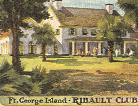 The Ribault Club - Ceremony Sites, Reception Sites, Ceremony & Reception - Ribault Club, 11241 Fort George Rd, Jacksonville, FL, 32226-2401