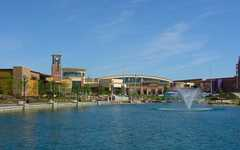 Jordan Creek Town Center - Shopping - 101 Jordan Creek Pkwy, West Des Moines, IA, 50266