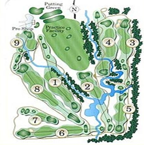 Sugar Creek Golf Course - Golf Courses - 1505 6th St, Waukee, IA, United States
