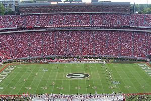Sanford Stadium Bull Dog Football - Attractions/Entertainment - 100 Sanford Dr, Athens, GA, United States