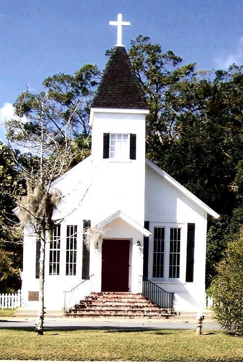 St. Marys United Methodist Church - Ceremony Sites - 106 E Conyers St, St Marys, GA, 31558, US