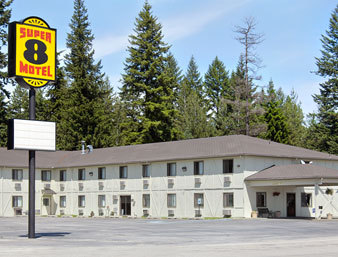 Super 8 - Hotels/Accommodations - 476841 Highway 95, Sandpoint, ID, 83864