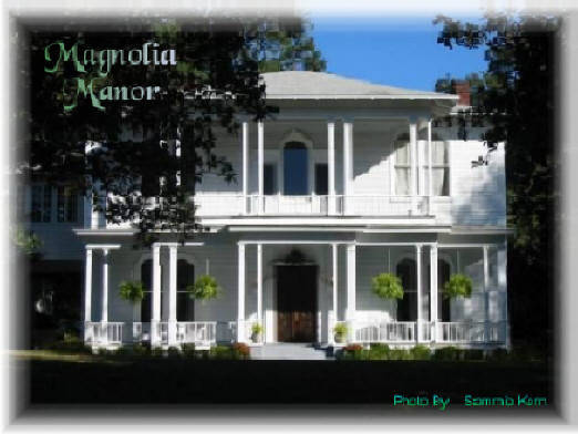 Magnolia Manor - Reception Sites, Ceremony Sites - 1624 Spring Hill Ave, Mobile, AL, 36604-1415