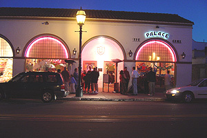 The Palace Grill - Restaurants, Reception Sites - 8 East Cota Street, Santa Barbara, CA, United States