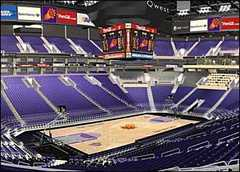 US Airways Center - Entertainment - 201 E Jefferson St, Phoenix, AZ, United States