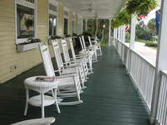 Lakeside Inn - Ceremony - 100 N. Alexander Street, Mount Dora, Fl