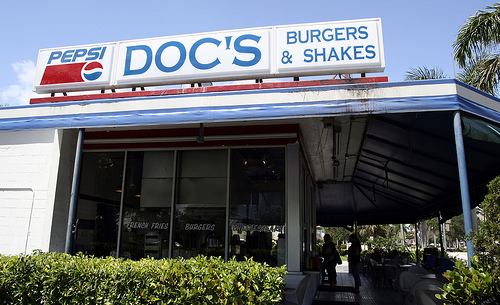 Doc's All American - Restaurants - 10 N Swinton Ave, Delray Beach, FL, United States
