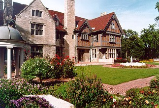 Willistead Manor - Ceremony Sites, Reception Sites - 1899 Niagara St, Windsor, ON, Canada