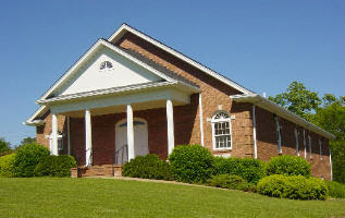 Vestavia Primitive Baptist Church - Ceremony Sites - 2441 Columbiana Rd, Birmingham, AL, 35216, US