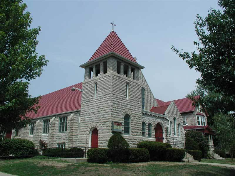 Church Of St. Andrew The Apostle - Ceremony Sites - 1601 NE Madison Ave, Peoria, IL, 61603