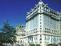The Willard InterContinental Hotel - Hotel - 1401 Pennsylvania Avenue NW, Washington, DC, 20004, USA