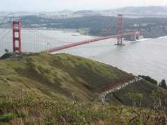 Marin Headlands - Lookout Point - Outdoor Recreation -