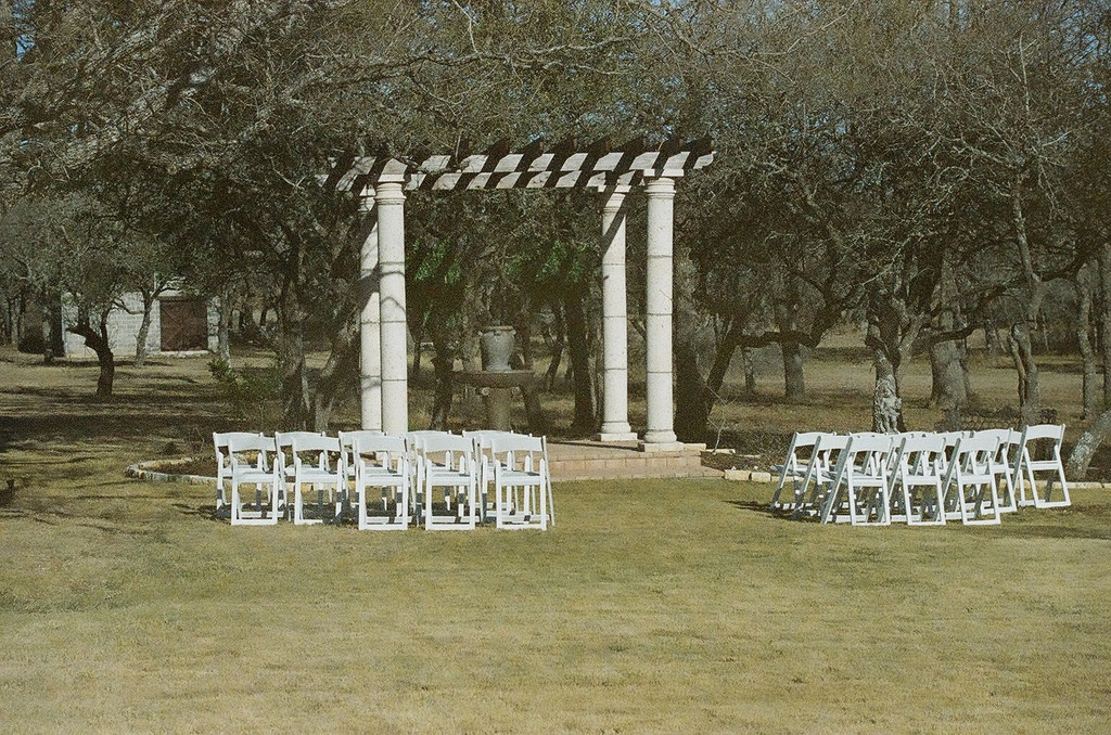 Enchanted Chateau - Ceremony Sites -