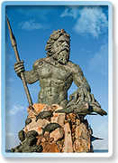 Neptune Statue - Attraction - 3100 Atlantic Ave, Virginia Beach, VA, 23451, US