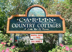 Carlin Country Cottages - Accomodations - 1623 Lake St, Calistoga, CA, United States