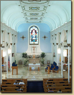 St Mary Star Of The Sea Catholic Church - Ceremony Sites - 1010 Windsor Ln, Key West, FL, United States