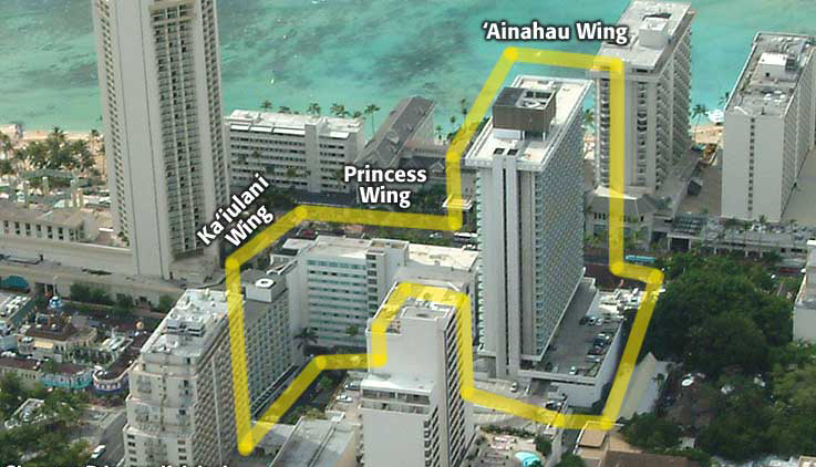 Sheraton Princess Kaiulani Hotel - Hotels/Accommodations - 120 Kaiulani Ave., Honolulu, HI, United States