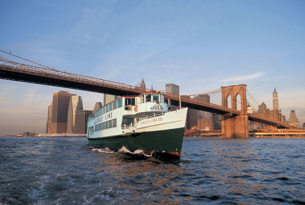 Circle Line Sightseeing Cruises - Attractions/Entertainment - 83 N River Piers, New York, NY, United States
