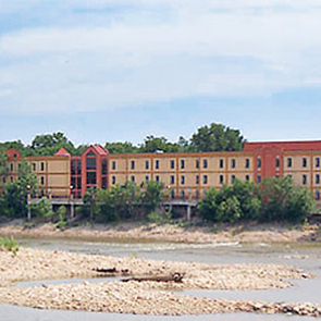 Springhill Suites By Marriott - Hotels/Accommodations, Reception Sites - 1 Riverfront Plz, Lawrence, KS, United States