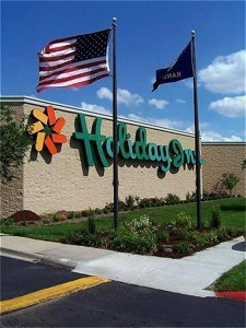 Holiday Inn Holidome - Hotels/Accommodations, Reception Sites - 200 McDonald Dr, Lawrence, KS, United States