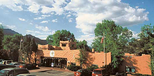 Garden Of The Gods Trading Post - Reception Sites, Parks/Recreation, Ceremony Sites - 324 Beckers Ln, Manitou Springs, CO, 80829